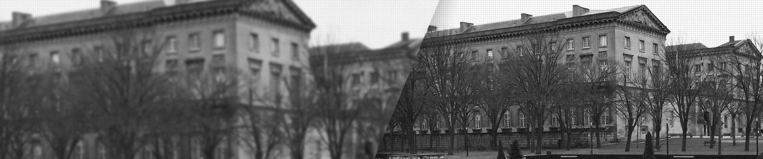 Palais de Justice de Metz